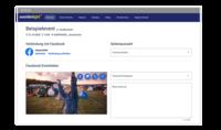 Eventvermarktung mit der Facebook-Integration
